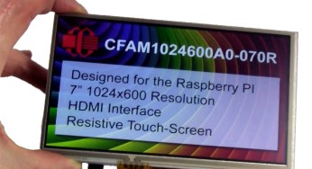New Product Alert: Square 240x240 TFT LCD