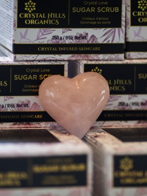Crystal Love Sugar Scrub