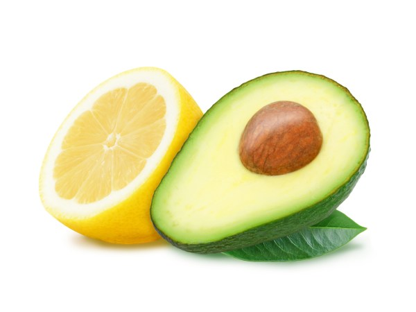 Lemon Avocado Facial Mask