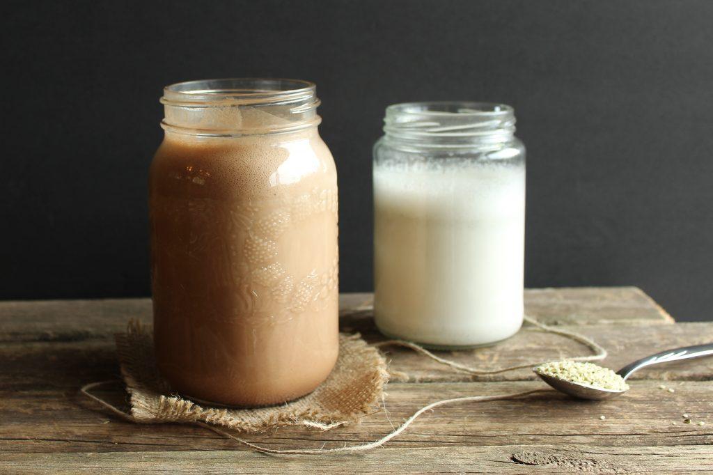 Vegan Creamy Hemp Milk Recipe