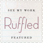 Featured on Ruffled