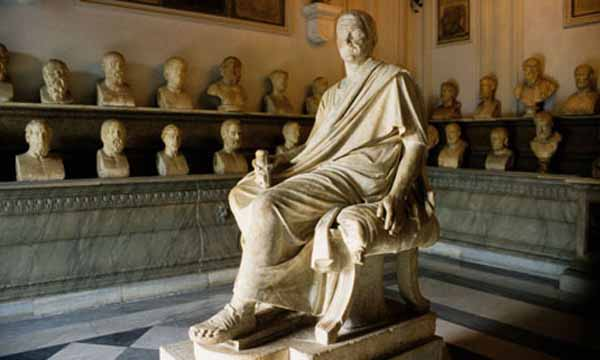 Image result for Ancient Roman philosopher