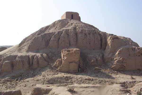 Nippur E Kur Duranki The Omphalo Of The Sumerians