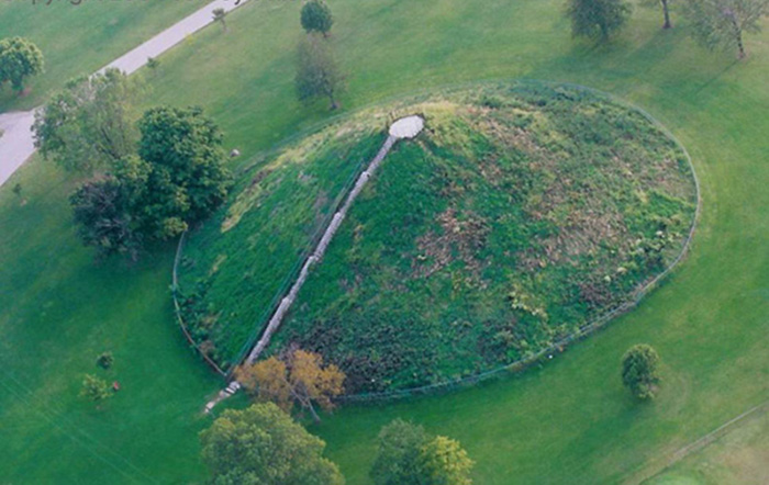 Cahokia North American Mounds Crystalinks