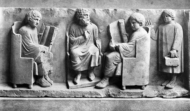 Image result for Roman Education
