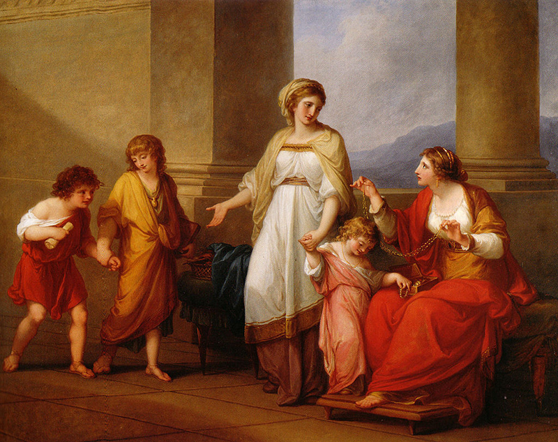 Women in Ancient Rome - Crystalinks