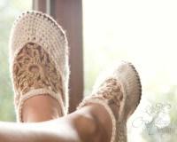 Mandala Slippers
