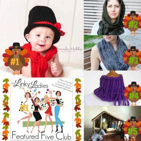 Linky Ladies Community Link Party #27