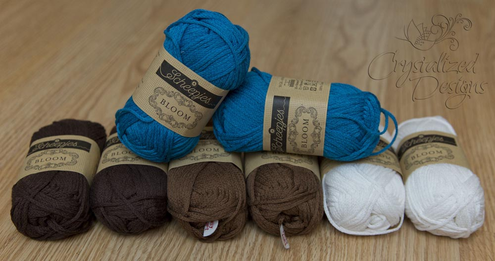 Scheepjes Bloom Yarn Review