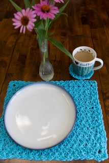 dinner setting crochet pattern