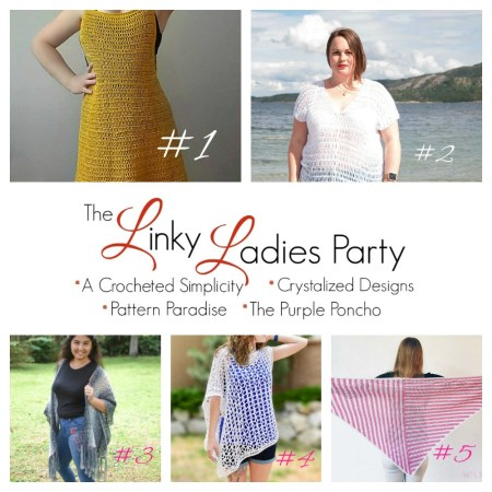 Linky Ladies #138 by Crystalized Designs