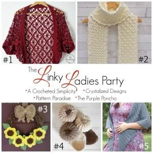 Linky Ladies #134