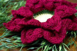 Flower Nesting Bowl Free Crochet Pattern by Crystalized Designs