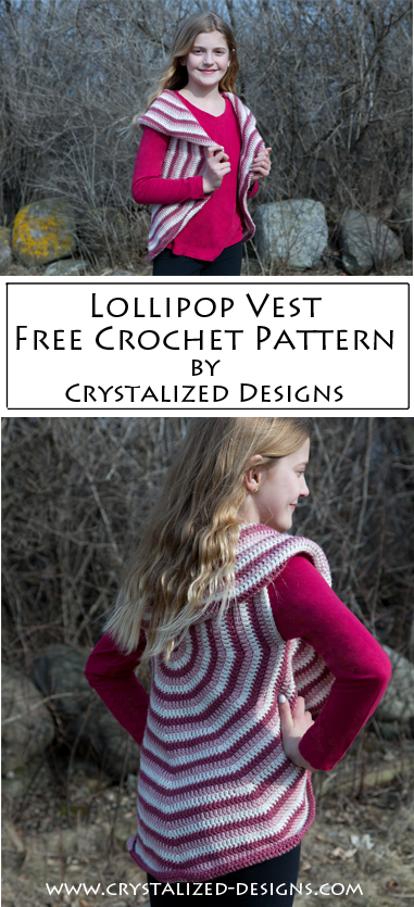 Lollipop Star Square Free Crochet Pattern | 835x381