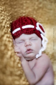 Be Mine Beanie by Crystalized Designs