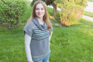 Avalon Shores Pullover by Crystalized Designs