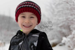 Avalon Beanie by Crystalized Designs