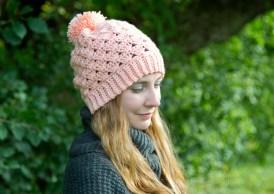 Nancy Beanie Crochet Pattern