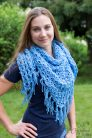 Broomstick Lace Shawl