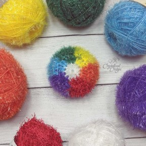 Beach Ball Crochet Pattern