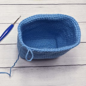 Father's Day Gift Bag Crochet Pattern