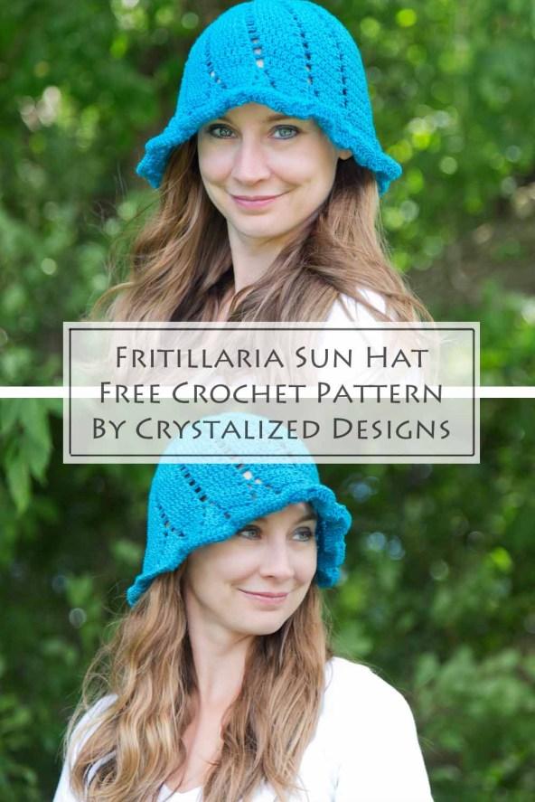 Sun Hat Crochet Pattern