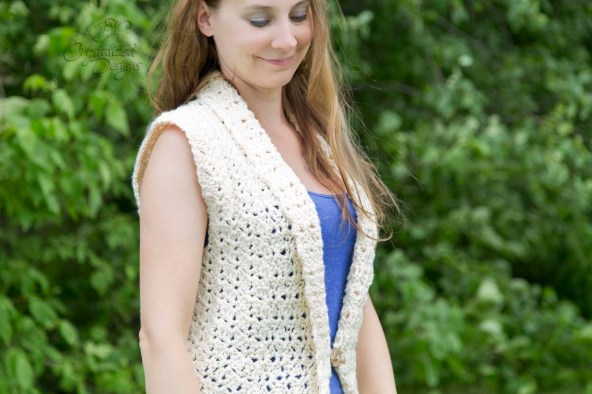 Juniper Vest Crochet Pattern