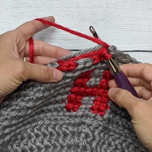 Crochet Color Behind 6