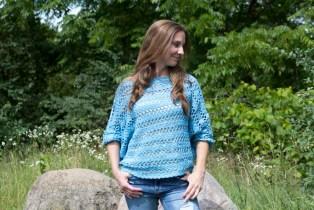 Nikita Pullover Crochet Pattern