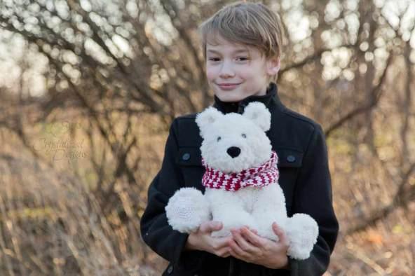 Free Crochet Pattern Polar Bear Amigurumi