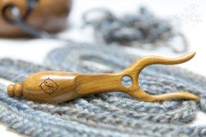 Furls Lucet Fork Crochet Tool