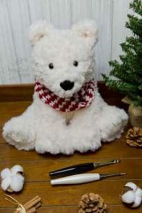 Polar Bear Crochet Amigurumi