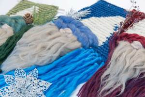 Gnome Wall Hanging Free Crochet Pattern by Crystalized-Designs