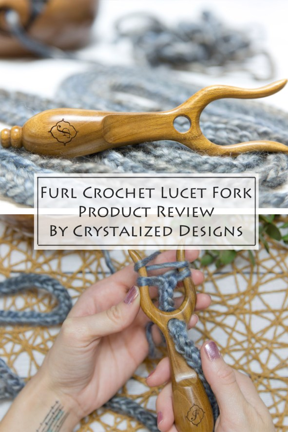 Lucet Fork Product Review by Crystalized Designs