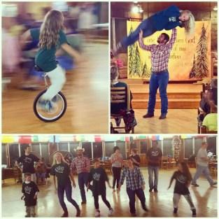 Talent show + barn dance = Talent Barn