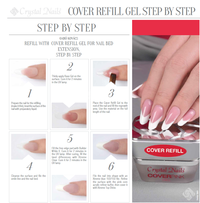 Cover Refill Gel