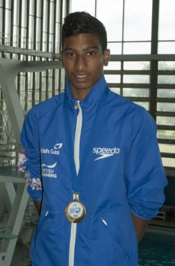 Winner of the 2014 Junior European Championships in Italy