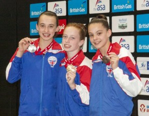 Louise Bradley, Ciara McGing, Florence Smith