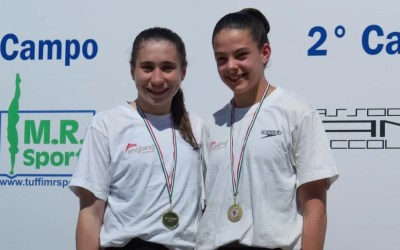 Second Medal In Rome For Louise