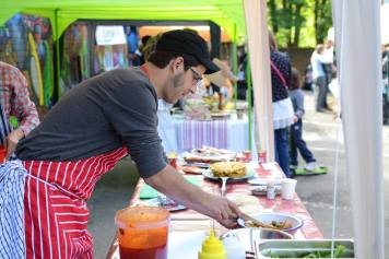 Some of the best street food