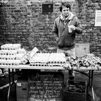 Eggs, garlic and munch munch more