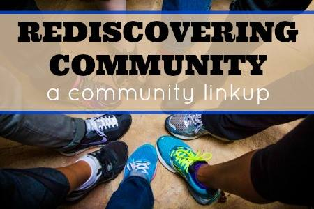 Rediscovering Community