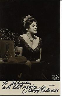 Birgit Nilsson As Tosca