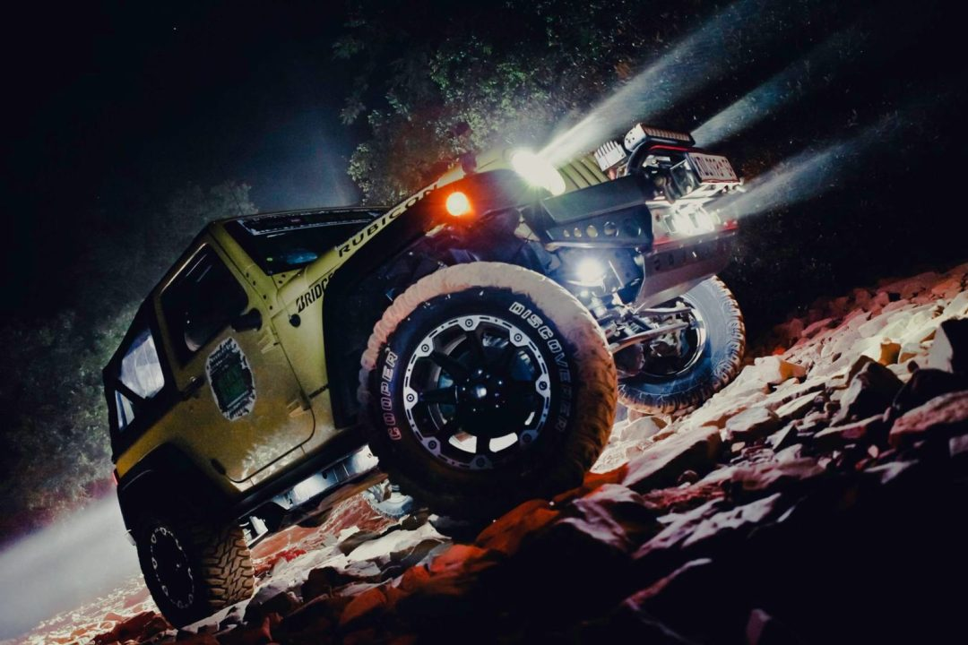 CSA Hosts SA's First 4X4 Night Experience
