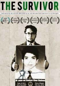The Survivor - Poster