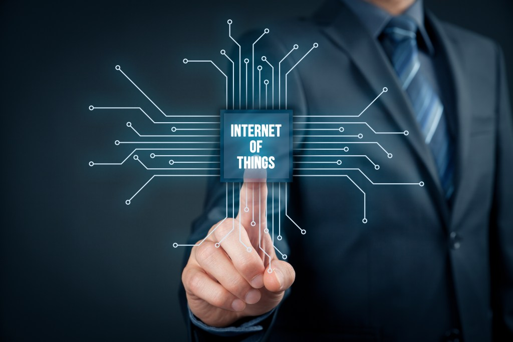 Contact Centers and the Internet of things