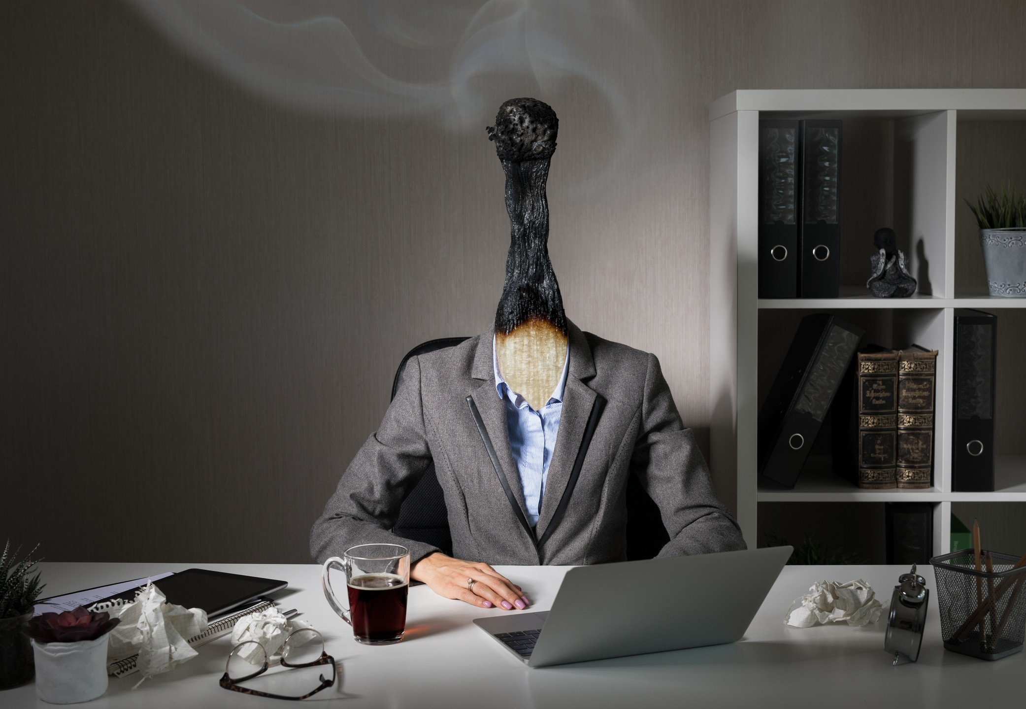 burnout syndrome at work