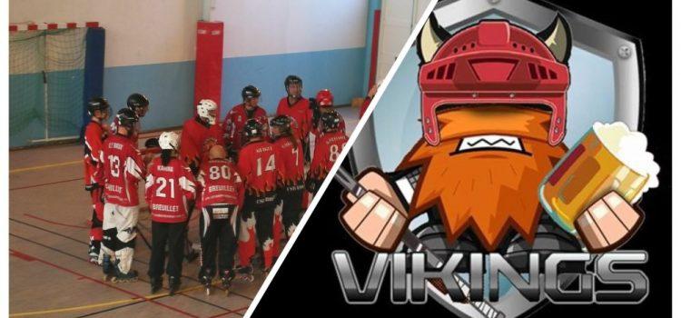 Les Vikings 91 hockey à la recherche de patineurs