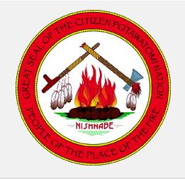 Citizen Potawatomi Nation logo