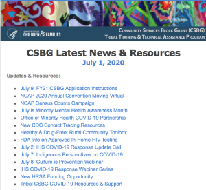 Latest News July 1